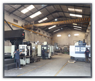 Die Cutting Machinery Manufacturing Facility